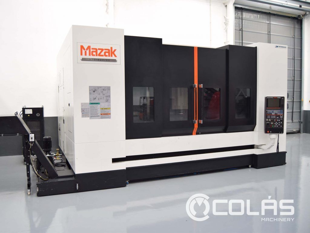 Second Hand Mazak VTC 820 Vertical Machining Center
