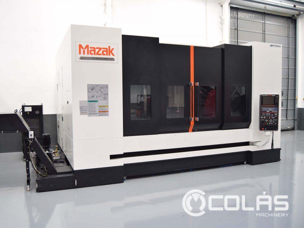 MAZAK VTC-820/30 (2013)