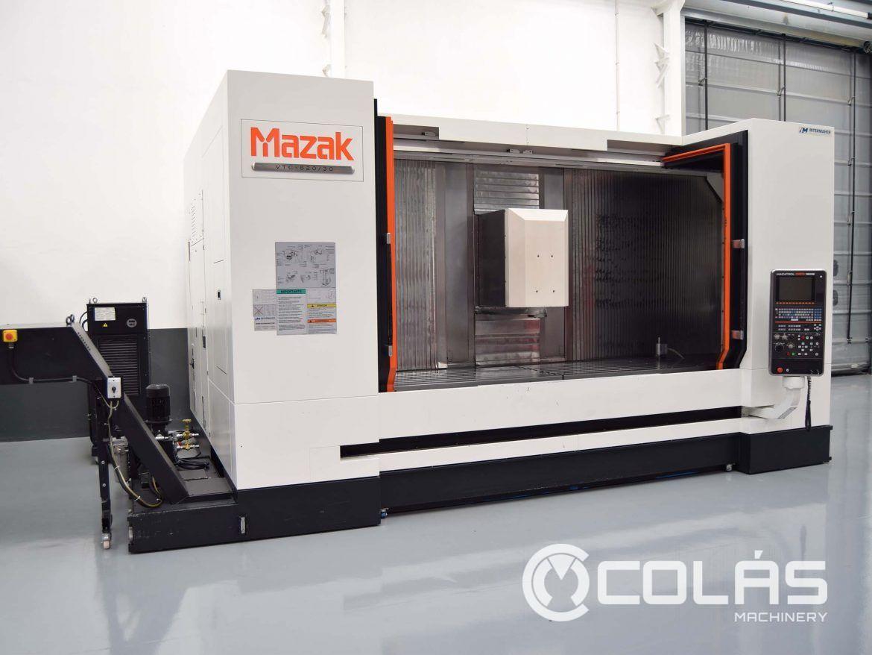 Centro de mecanizado vertical Mazak VTC 820