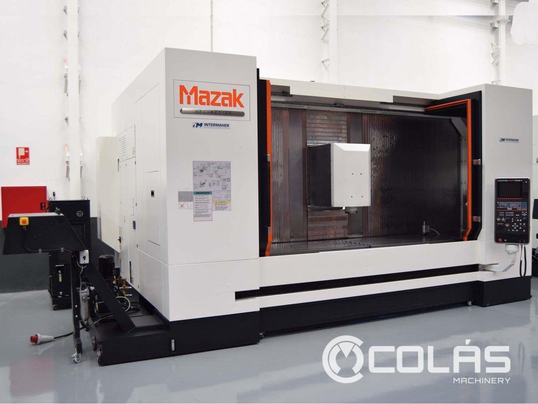 Mazak VTC 820 de segunda mano