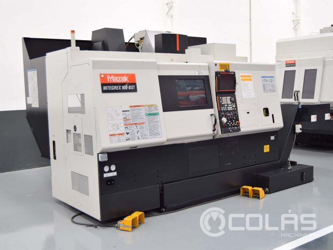 MAZAK INTEGREX 100-IIIST CNC Lathe for sale