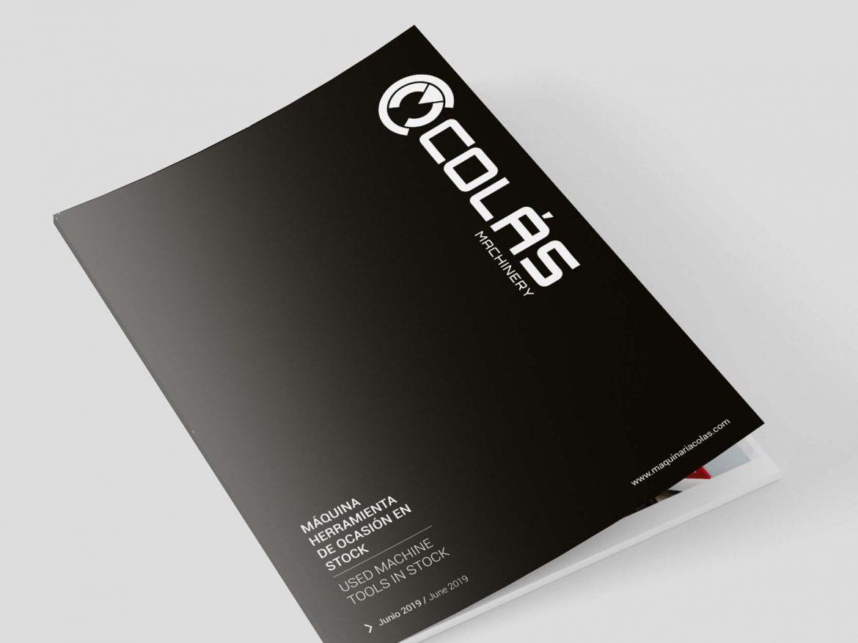 Catálogo de maquinaria metalmecánica usada 2019
