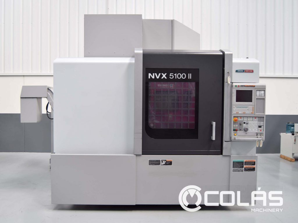 MORI SEIKI NVX 5100 II 2nd Generation