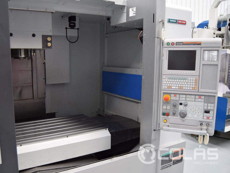 Centro Vertical 5 Ejes Mori Seiki NVX