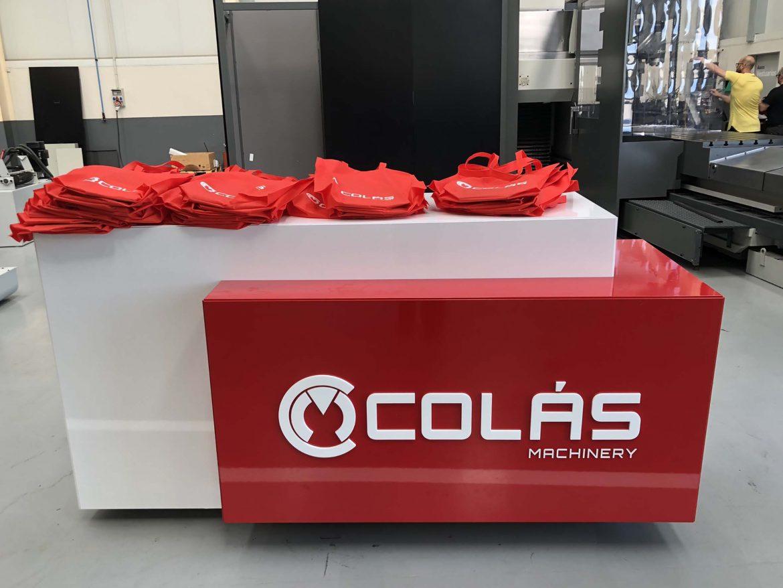 Maquinaria Colás Visita la exposición mayor de maquinaria metalúrgica usada en España