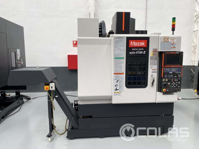 Mazak Nexus Vertical Machining Center