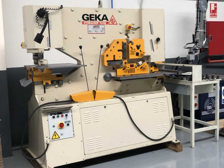 Second Hand Geka Hydracrop 70/SD