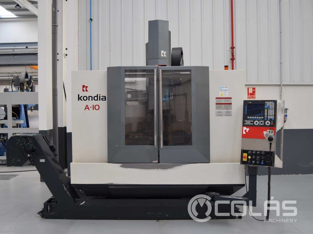 Second Hand Kondia A10 Machining Center