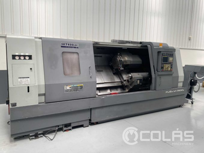 Second Hand Hyundai CNC turning center