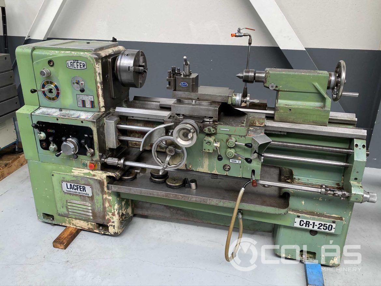 Torno LACFER CR1-250