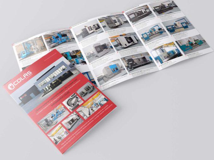 Catálogo de máquinas CNC de segunda mano