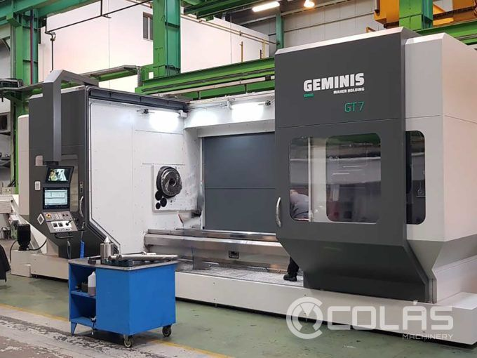 GEMINIS GT7 G2 1800 x 4000