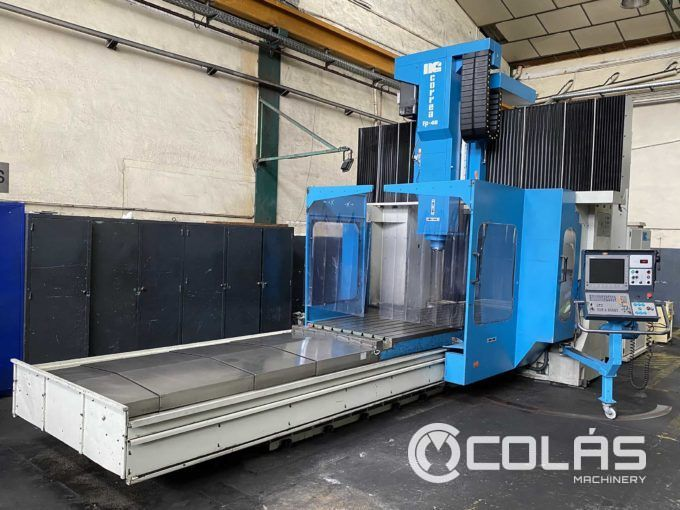 Correa FP4040 Bridge Type Milling Machine in Clearance Sale