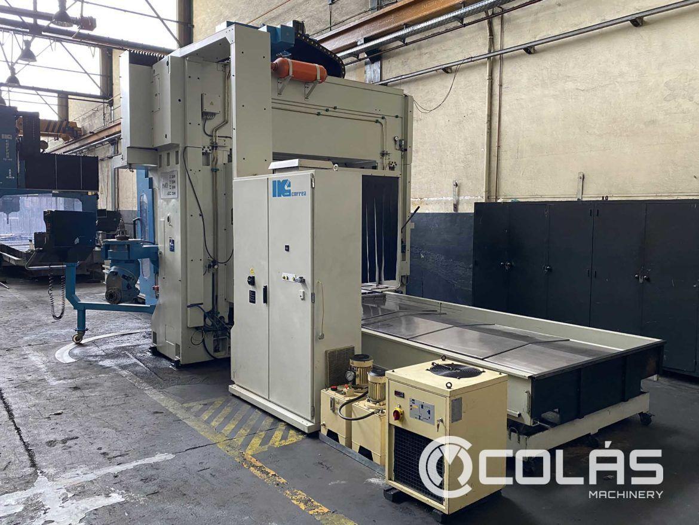 Fresadora Puente Correa FP4040 en liquidación
