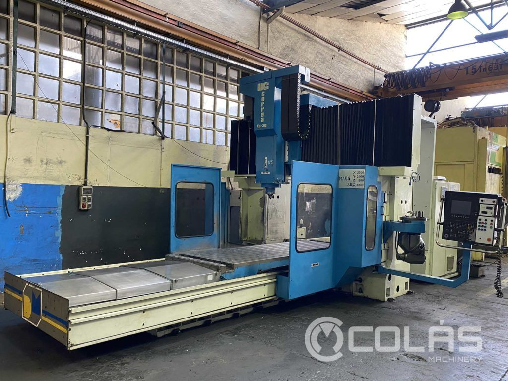 Double Column Milling Machine Correa FP3040