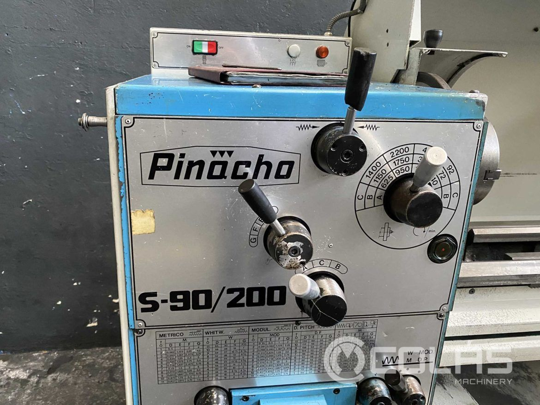 Torno Pinacho en liquidacion