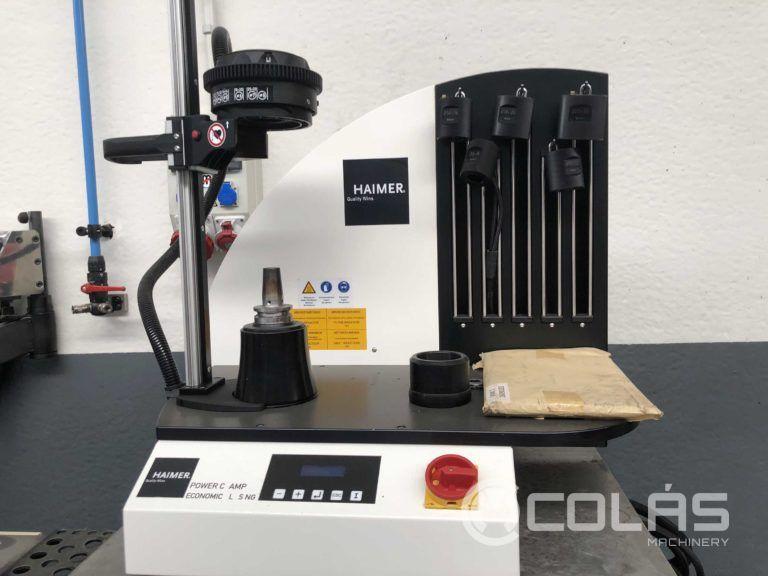 Máquina de inducción térmica HAIMER