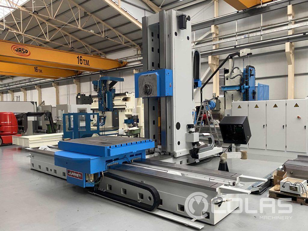 JUARISTI TS5 MG20 boring and milling center