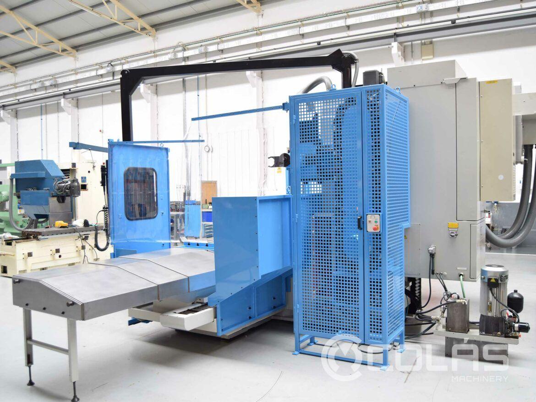 Fresadora CNC Zayer 20 KFU 3000