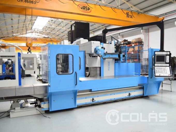 Zayer 20 KFU-3000 Milling Machine