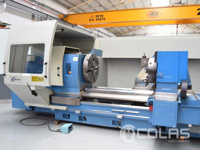 Torno CNC Gurutzpe A1000-3 x 4000