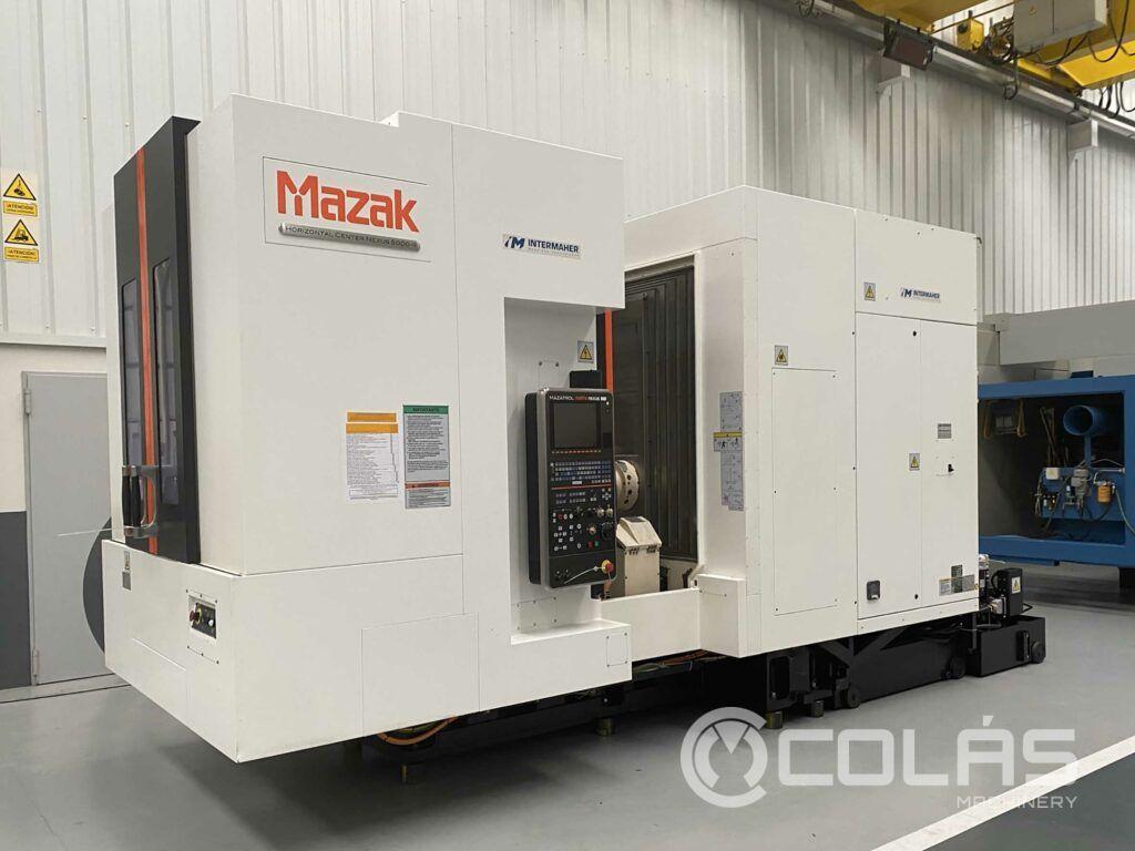 Mazak Nexus 5000-II HMC
