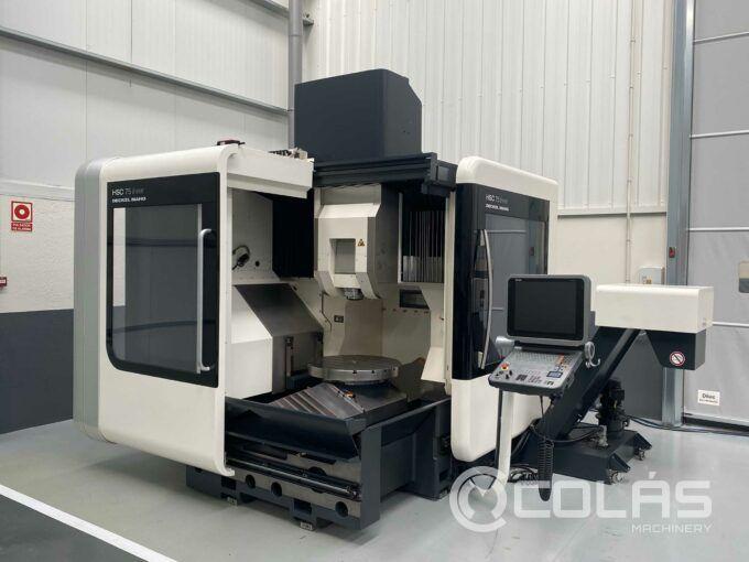 DMG HSC75 5x Machining Center