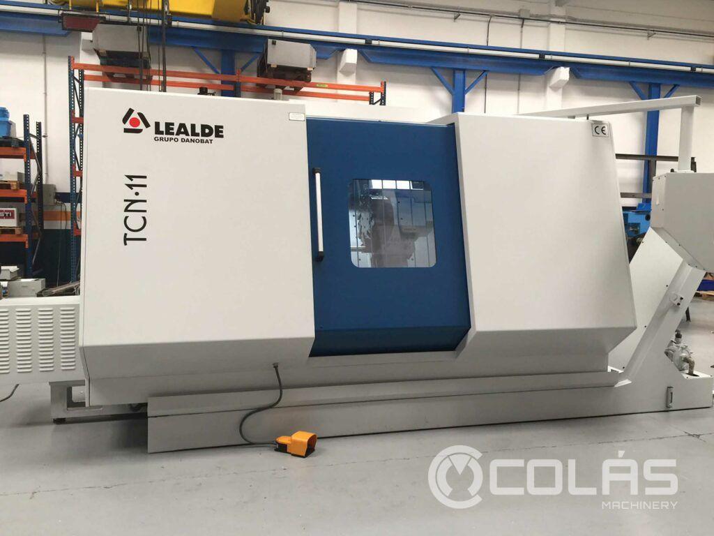 Lealde TNC-11 CNC Lathe