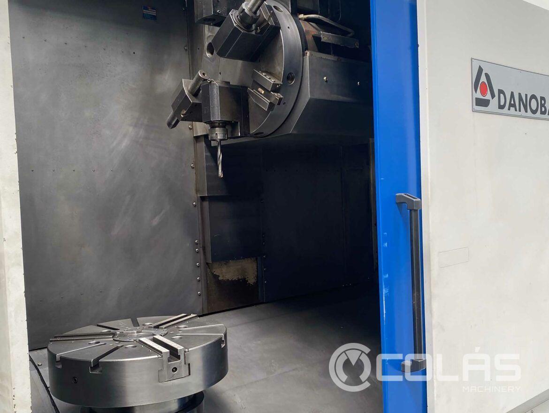 Torno Vertical CNC Danobat