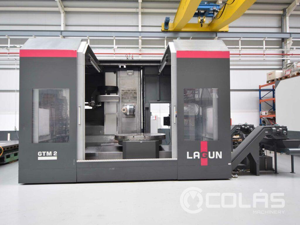 Lagun GTM-2 multi process machine