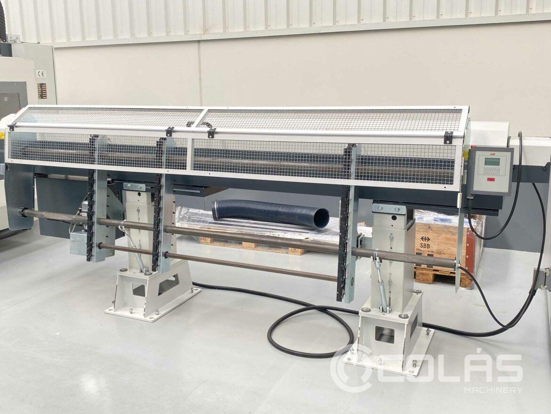 Cargador Barras LNS Hydrobar Sprint