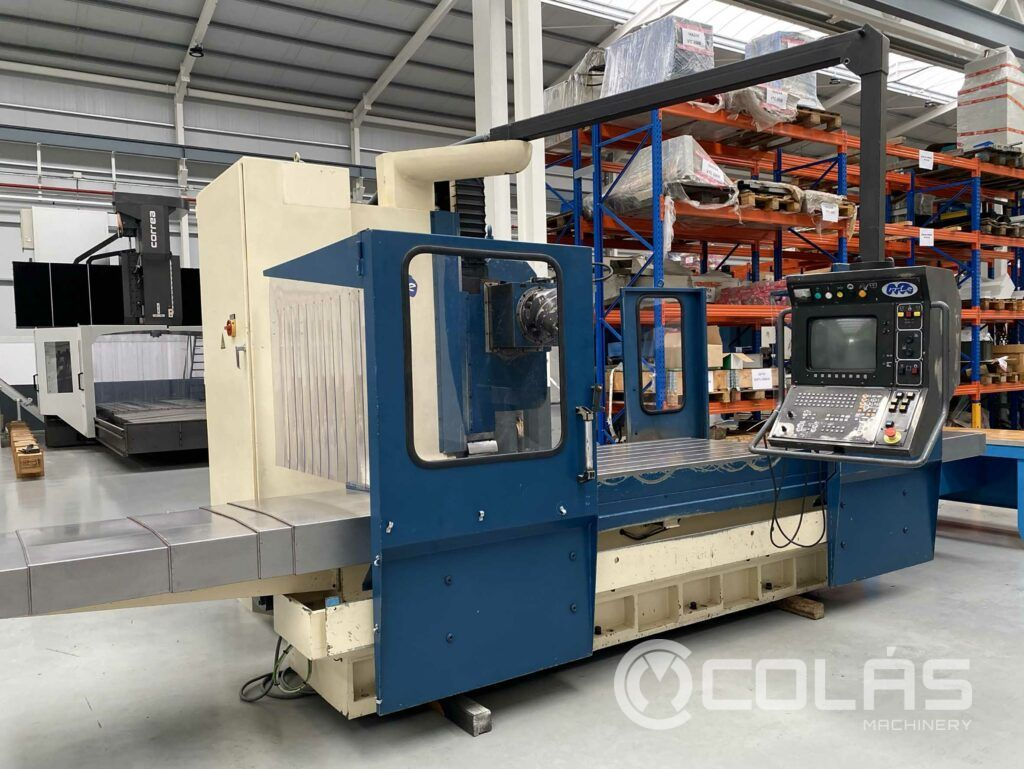 MTE BF 2200 Bed Type Milling Machine