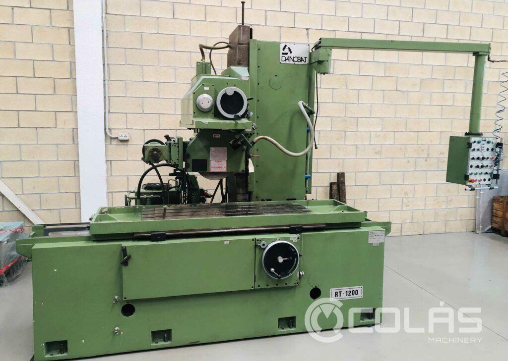 Danobat RT-1200 Surface grinding machine